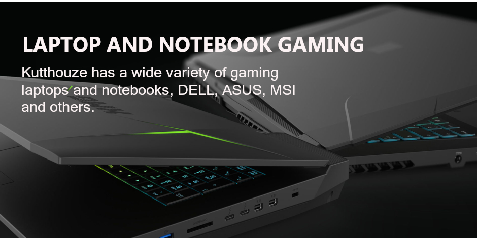 Kutthouze laptops and Notebooks