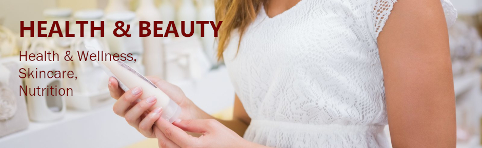 hEALTH AND BEAUTY SECTION OF KUTTHOUZE