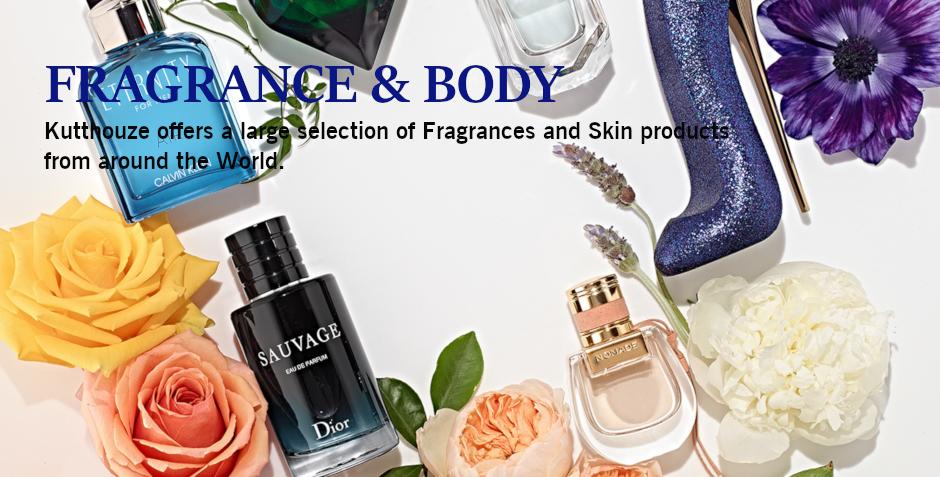 Kutthouze Fragrance and Body Category