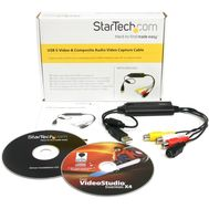 StarTech.com S-Video / Composite to USB Video Capture Cable w/ TWAIN and Mac Support11