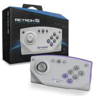 HYPERKIN Bluetooth Wireless Controller for RetroN 5