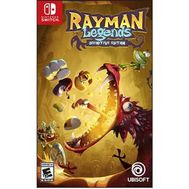 Ubisoft Rayman Legends Definitive Edition