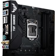 TUF H370-Pro Gaming (WiFi) Desktop Motherboard - Intel Chipset - Socket H4 LGA-1151 11