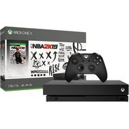 Microsoft Xbox One X 1TB Console - NBA 2K19 Bundle