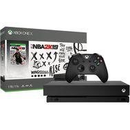 Microsoft Xbox One X 1TB Console - NBA 2K19 Bundle