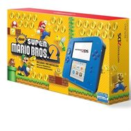 Nintendo 2D Blu W Mario Bros2