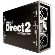 Whirlwind Direct2 Dual Director Box