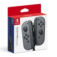 Nintendo - Joy Con L R Controller Gray