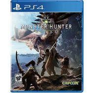 Capcom - Monster Hunter World Ps4