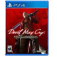 Capcom - Devil May Cry HD Collction Ps4