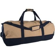 Stansport - Two Tone Canvas Duffle Bag