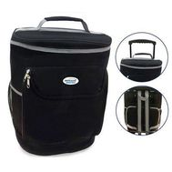 Brentwood - Cooler Bag Wwheels Black