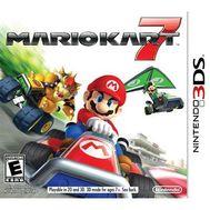 Nintendo - Mario Kart 7 3ds