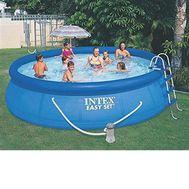 """Intex - 15'x42"""" Easy Set Pool Set"""