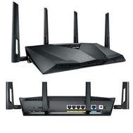 ASUS - Wireless Ac3100 Gigabit Router