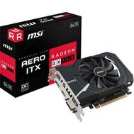 MSI Video - Radeon Rx 560 Aero Itx 4g Oc