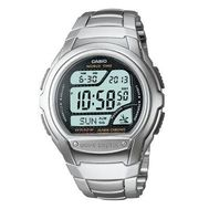 Casio - Atomic Digital Watch Silver
