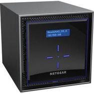 NETGEAR - Readynas424 4bay Nas 4x4tb Hdd