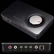 ASUS - Xonar U7 Mkii 7.1 USB Soundcrd