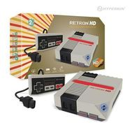 HYPERKIN RetroN 1 HD Gaming Console for NES