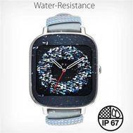 ASUS Notebooks - Zenwatch2 Smart Watch Slvr Cs