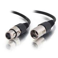 C2G - 25' Xlr M To Xlr F Cable