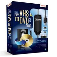 Corel Corporation - Easy Vhs To Dvd 3 Plus