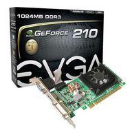 EVGA - Geforce 210 Sddr3 1024mb