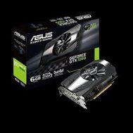 ASUS - Geforce Gtx1060 6gb Grphiccard