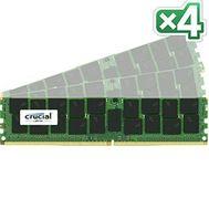 Crucial - 64gb Ddr4 2133  Cl15 Srx4
