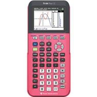 Texas Instruments - Ti 84 Plus Ce Graphing Coral