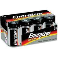 Energizer - Alkaline  C 8 Pack