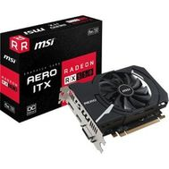 MSI Video - Radeon Rx 550 Aero Itx 4g Oc