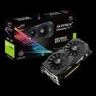 ASUS - Geforce Gtx1050ti 4g Strix Oc
