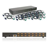 IOGear - 16 Port Kvm Switch