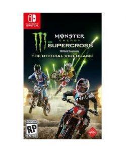 Square Enix Monster Energy Supercross