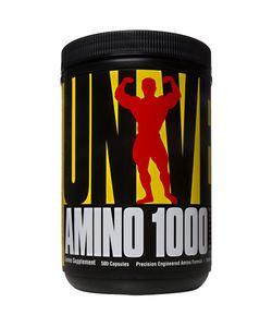 UNIVERSAL NUTRITION AMINO 1000 (500 Caps)
