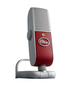 Blue Raspberry Mobile USB Microphone for PC, Mac, iPhone and iPad 11