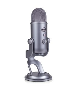 Blue Yeti USB Microphone - Cool Grey