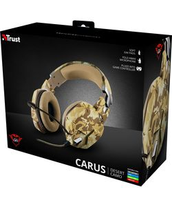 Trust GXT 322D Carus Gaming Headset