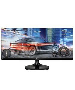 "34"" LG 34UM58-P Dual HDMI 2560x1080 UltraWide"