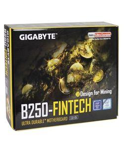 GIGABYTE GA-B250-FinTech B250