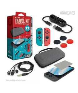 Travel Kit for Switch Armor 3