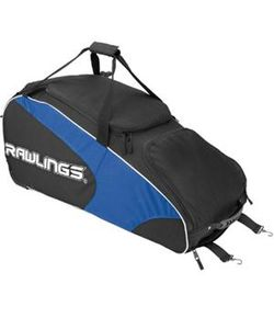 Rawlings Workhorse Carrying Case Sports Equipment - Royal