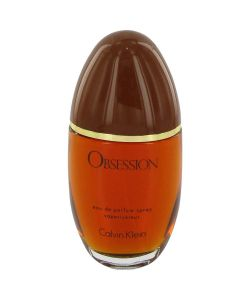 Obsession 3.4 oz Eau De Parfum Spray (unboxed)