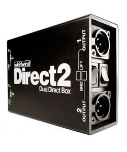 Whirlwind Direct2 Dual Director Box