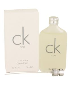Ck One Cologne 1.7 oz Eau De Toilette Pour / Spray (Unisex)