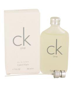Ck One Cologne 1.7 oz Eau De Toilette Pour / Spray (Unisex)