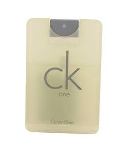 Ck One Cologne 0.68 oz Travel Eau De Toilette Spray (Unisex Unboxed)