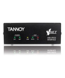 Tannoy VNET USB RS232 INTERFACE